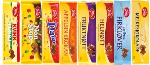 freia sjokolade