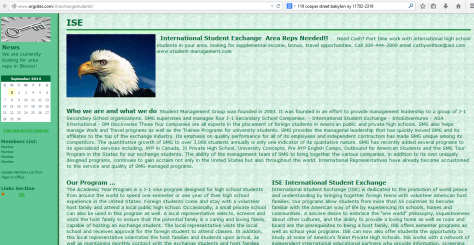 Student Management Group - ISE - Into Edventure - ASA International - DM Discoveries