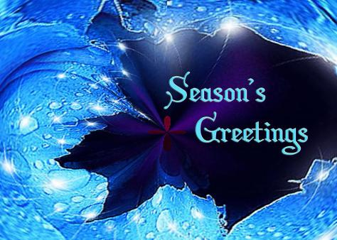 Season's Greetings by Paula Ayers